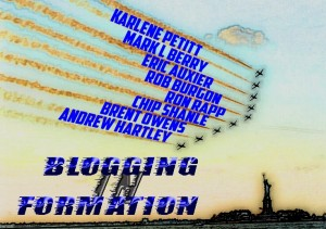 Blogging in Formation