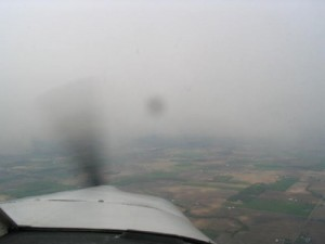 VFR-IFR Transition